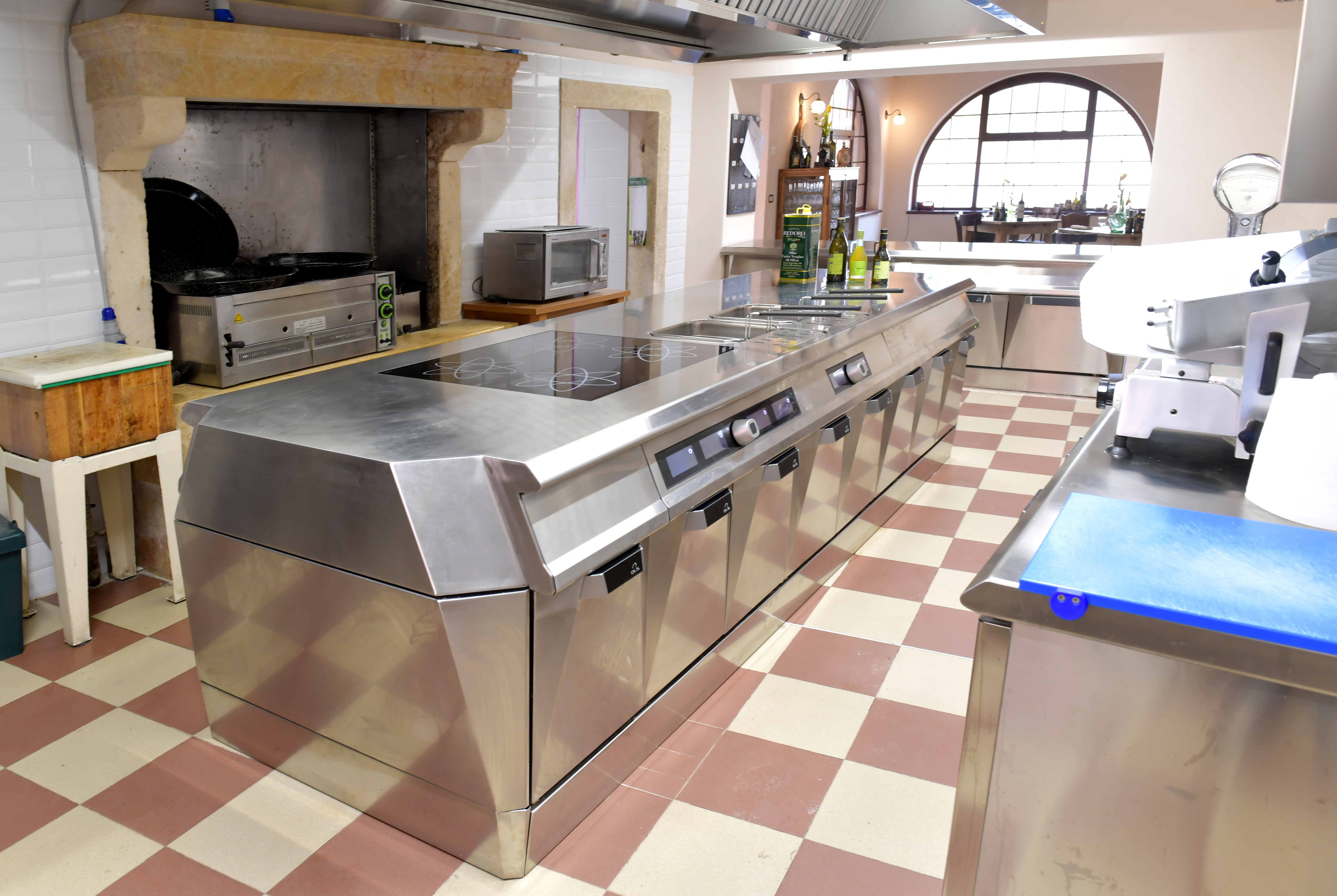 A tailor-made Diamante Kitchen